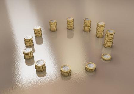 L'accumulo di denaro, l'accumulo di ricchezza