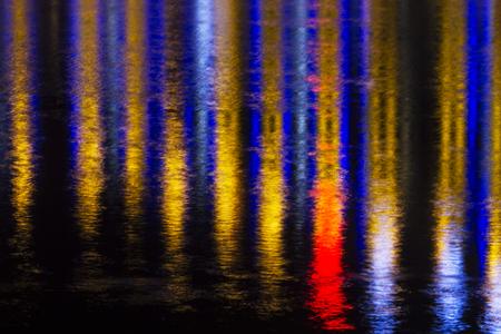 Color spot, beautiful light effect