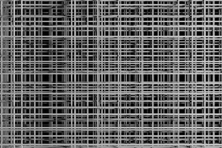 Seamless texture building structure, wire frame background Stock Photo