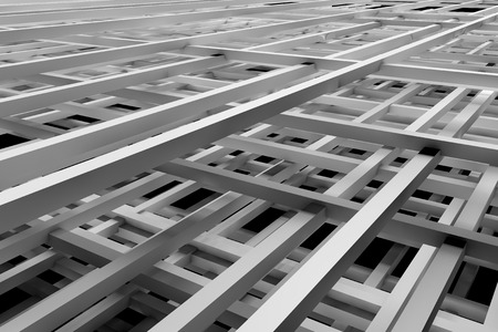 structure: Building structure, rectangular structure