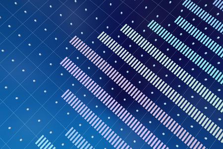 Financial column, financial statistics