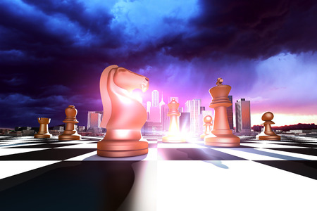 battle plan: City and international chess