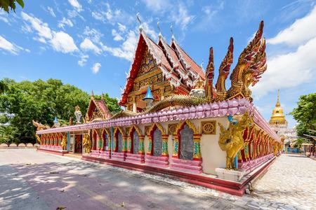 phra nang: Wat Phra Nang Sang Temple attractions and place of worship in Phuket Province Thailand