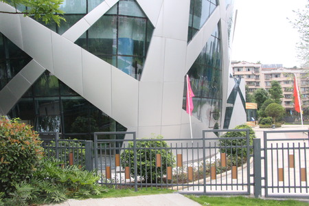 jardin de infantes: Modern kinder garden school