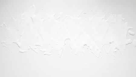 Blurred images White liquid texture surface on white background, pattern free from 免版税图像 - 98358192