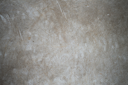 Concrete background, gray concrete wall surface with scratches and rugged.