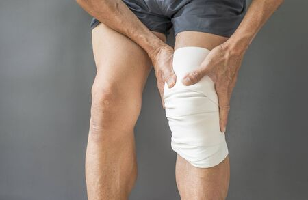 Injuries of muscles, knees and legs