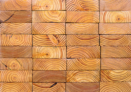 Wooden block for background and texture