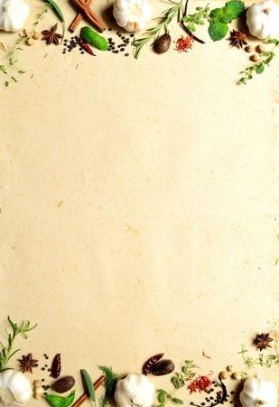 spezie: spezie ed erbe aromatiche