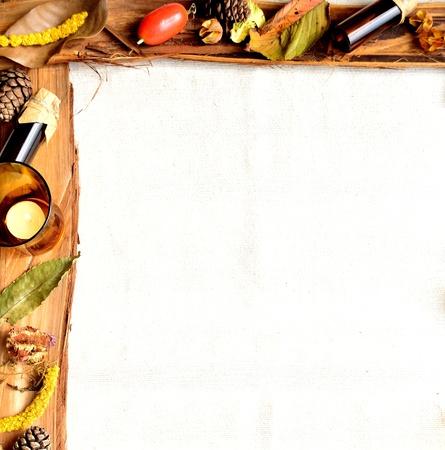 potpourri: potpourri and aromatherapy supplies. yellow