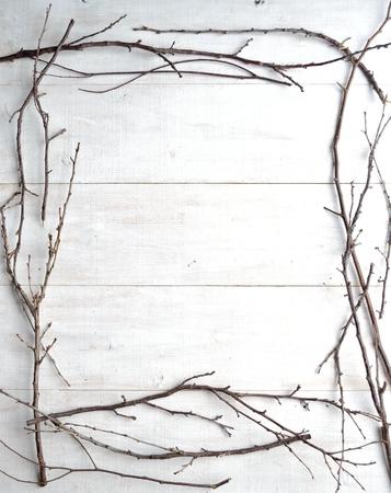 twigs: Dead twigs frame