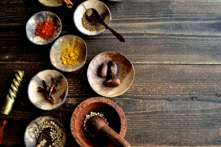 Indian food ingredients.spice