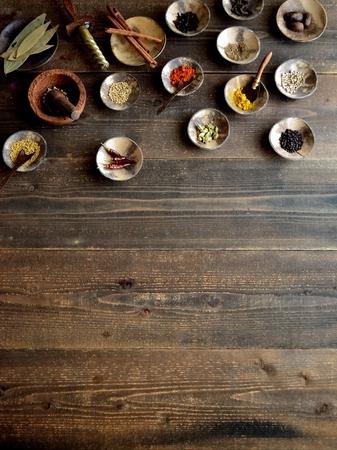 Indian food ingredients.spice