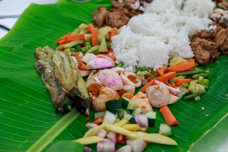 Boodle Fight, Philippine Cuisine Culture Imagens