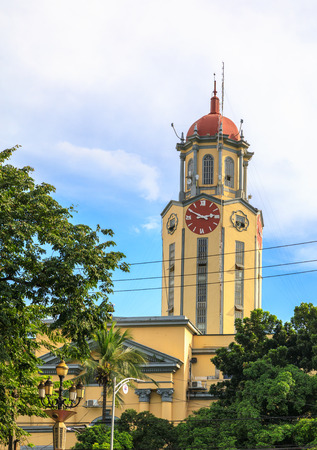 Nov 27, 2016 The clock tower of the Manila City Hall in Manila, Philippines - city symbol Editorial