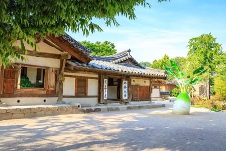 National Folk Museum of Korea on Jun 19, 2017 located in Seoul city, Korea Editorial