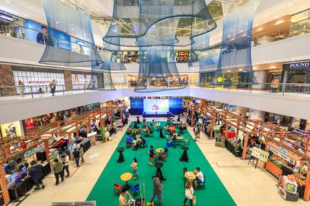 Event hall at SM Megamall on Sep 10, 2017 in Metro Manila, Philippines Redakční