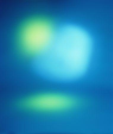 Blue illustrrated background,  with mottled light patterns. 版權商用圖片