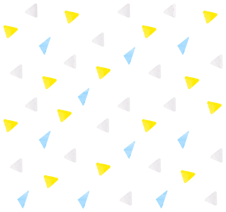 Triangular shape pattern design