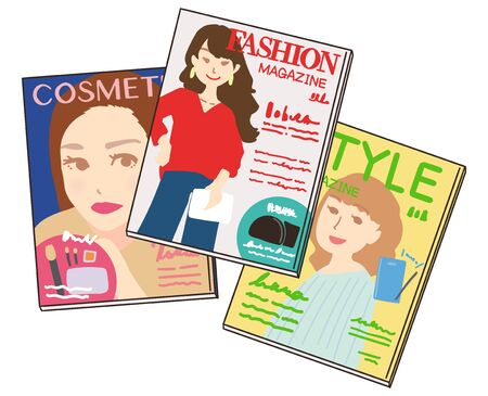 There are fashion magazines for women