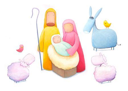 baby jesus: Baby Jesus
