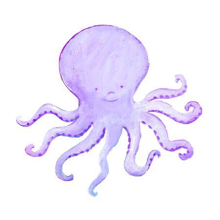 unterseeboot: Baby Blue Octopus