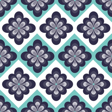 home fashion: Abstract flower seamless pattern. Can be used for web, print and book design, home decor, fashion textile, wallpaper.