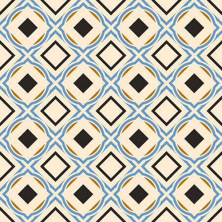 home fashion: Medieval book miniature seamless pattern. Can be used for web, print and book design, home decor, fashion textile, wallpaper. Illustration