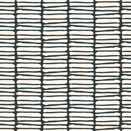 Monochrome basket mesh texture seamless pattern Иллюстрация