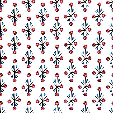 Abstract geometric element. Simple seamless pattern design Фото со стока - 115060901