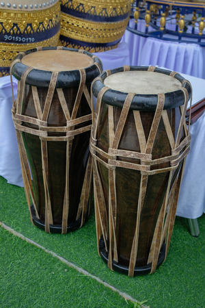 thai musical instrument: Thai Circular Drums, Percussion instrument