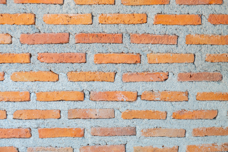 Old brick wall texture pattern grunge background ,concept to interior design