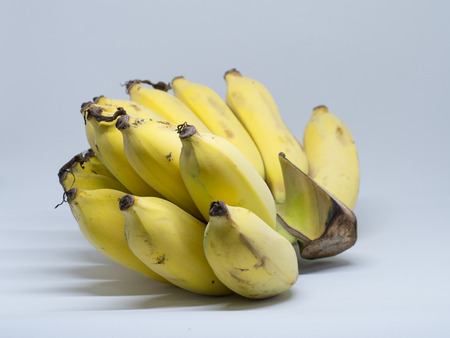 Cultivated banana is the best fruit before the sports competition, it stores lots of energy with easily digested.