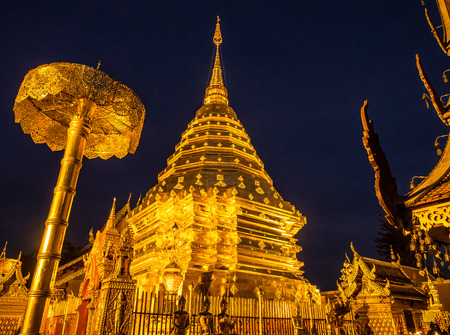 fench: Doy Suthep is one of the great landmark of Chiangmai, Thailand.