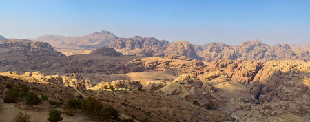 holiest: Jabal Haroun – Aaron Mountain  brother of Moses– is the holiest site in Petra and one of the holiest in Jordan