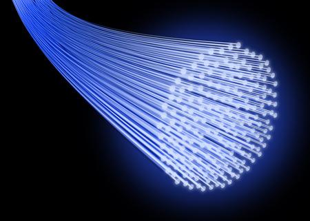 Optical Fibers Imagens