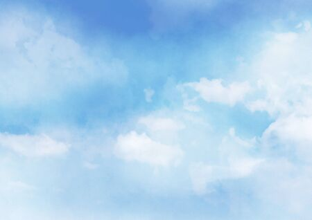 Sky Background material
