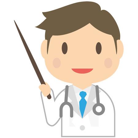 좋은 남자의 의사가 발표되었습니다.