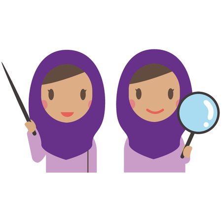 Muslim women have search and explanation