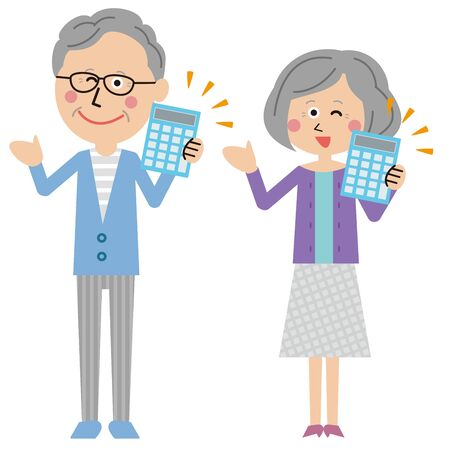pop senior men and women calculator