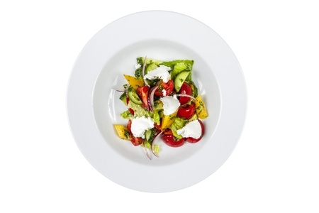 Greek Salad photo