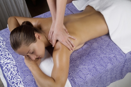 Spa Stone Massage Day Spa Spa Salon