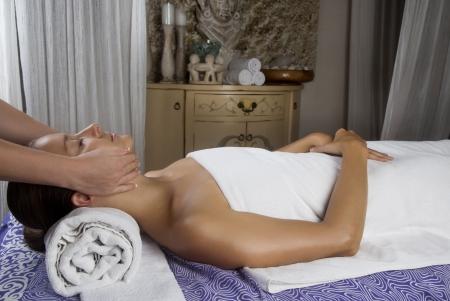 Spa  Stone Massage  Day Spa  Spa Salon Stock Photo - 19905354