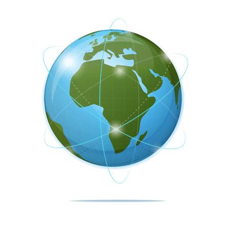 globális kommunikációs: Globális kommunikációs koncepció