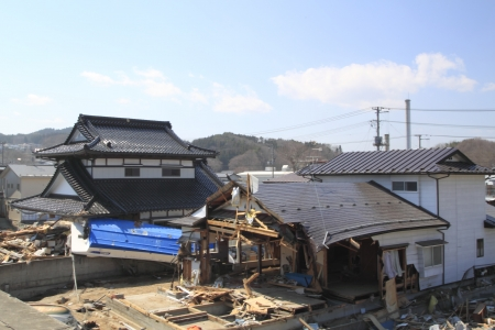 phenomena: the Great East Japan Earthquak