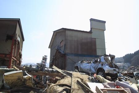 the Great East Japan Earthquak Stock Photo - 11389885