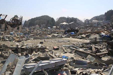 der Gro�e East Japan Earthquak
