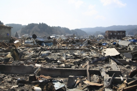 The Great East Japan Earthquake photo