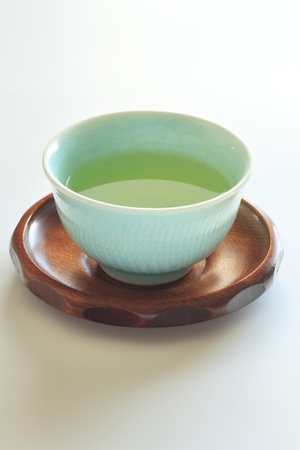 Japanischer gr�ner Tee