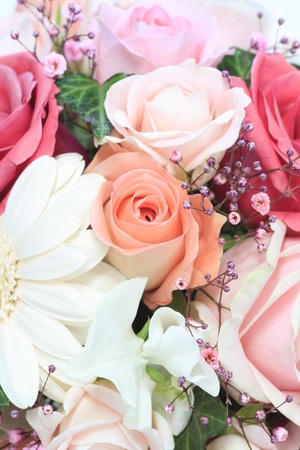 bouquet of flowers Stock Photo - 11392428